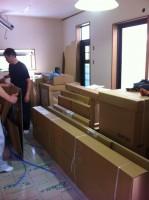 キッチン 施工 リフォーム 建築