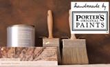 PORTER'S PAINTSは、はじめてペイントをされる方にも塗りやすいインテリアペンキ(内装用、外装用)です。